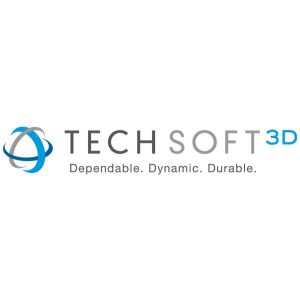 Logo de Tech Soft 3D