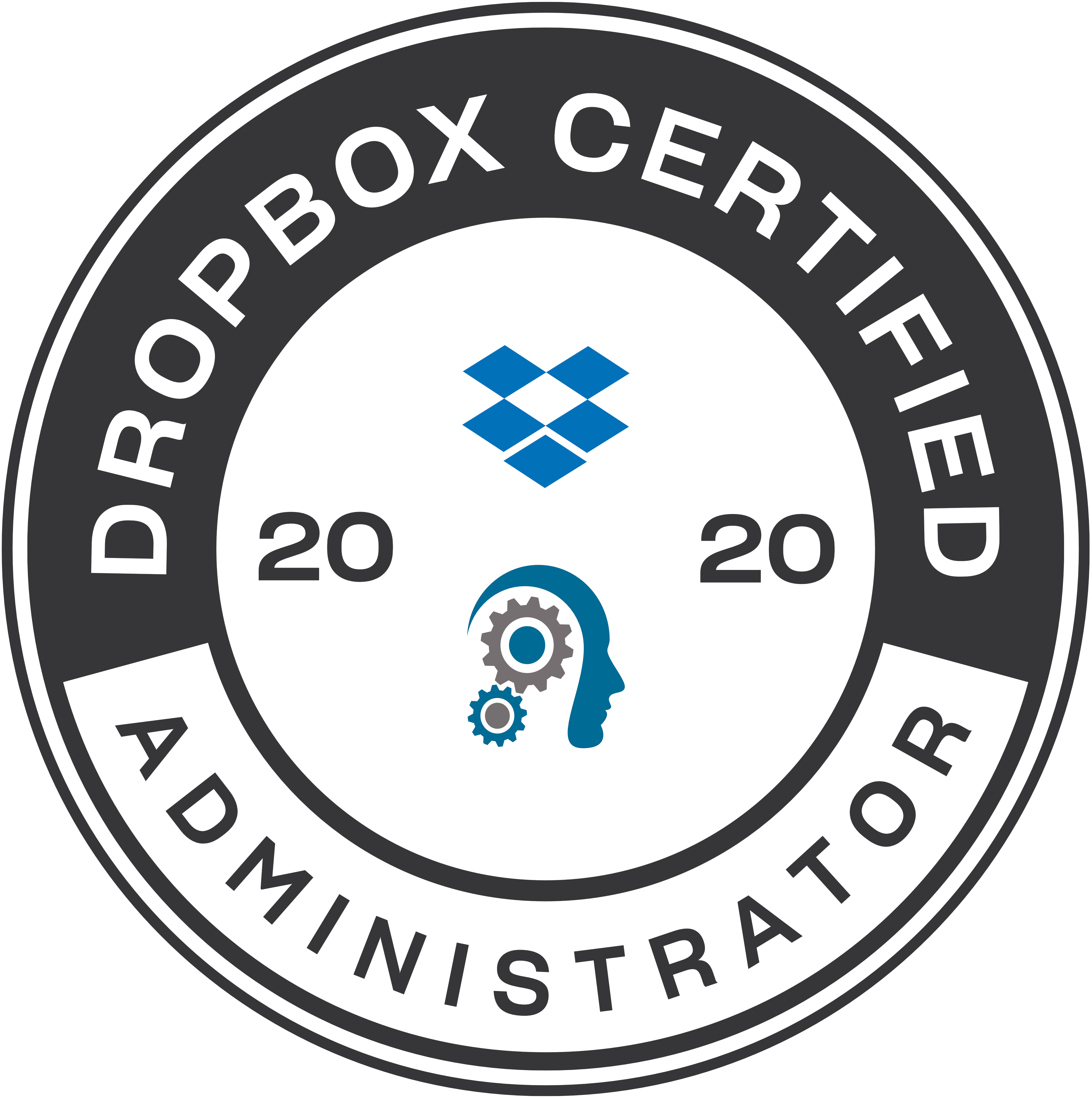 Certification Dropbox Administrator